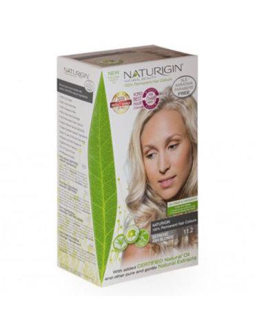 Naturigin přírodní barva na vlasy Extreme Ash Blonde 11.2