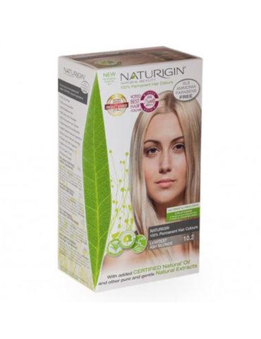 Naturigin přírodní barva na vlasy Lightest Blonde Ash 10.2