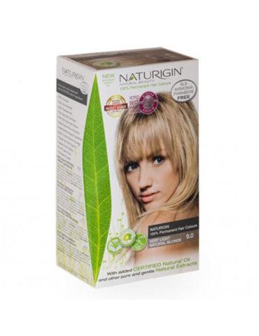Naturigin přírodní barva na vlasy Very Light Natural Blonde 9.0