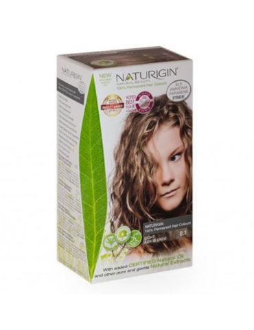 Naturigin přírodní barva na vlasy Light Ash Blonde 8.1