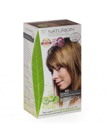 Naturigin přírodní barva na vlasy Natural Medium Blonde 7.0