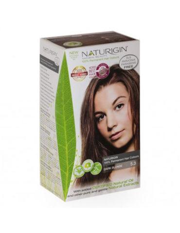 Naturigin přírodní barva na vlasy Dark Blonde 5.3
