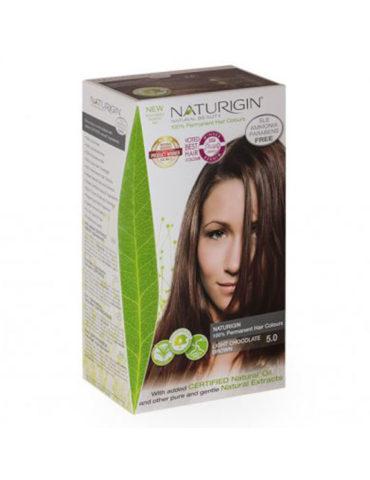 Naturigin přírodní barva na vlasy Light Chocolate Brown 5.0