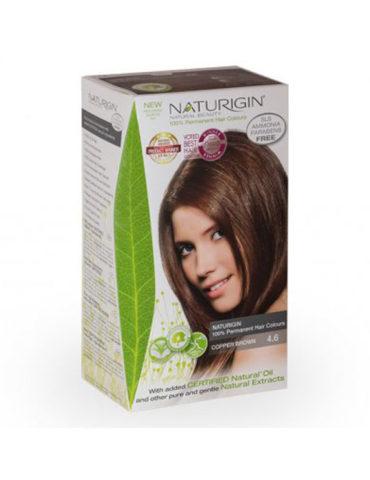 Naturigin přírodní barva na vlasy Copper Brown 4.6