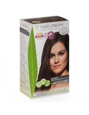 Naturigin přírodní barva na vlasy Brown 4.0