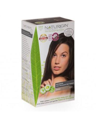 Naturigin přírodní barva na vlasy Ebony 2.3