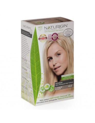 Naturigin přírodní barva na vlasy Platinum blonde 10.0
