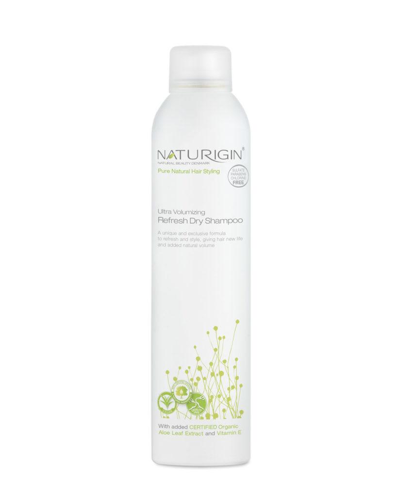 Naturigin suchý přírodní šampón na vlasy