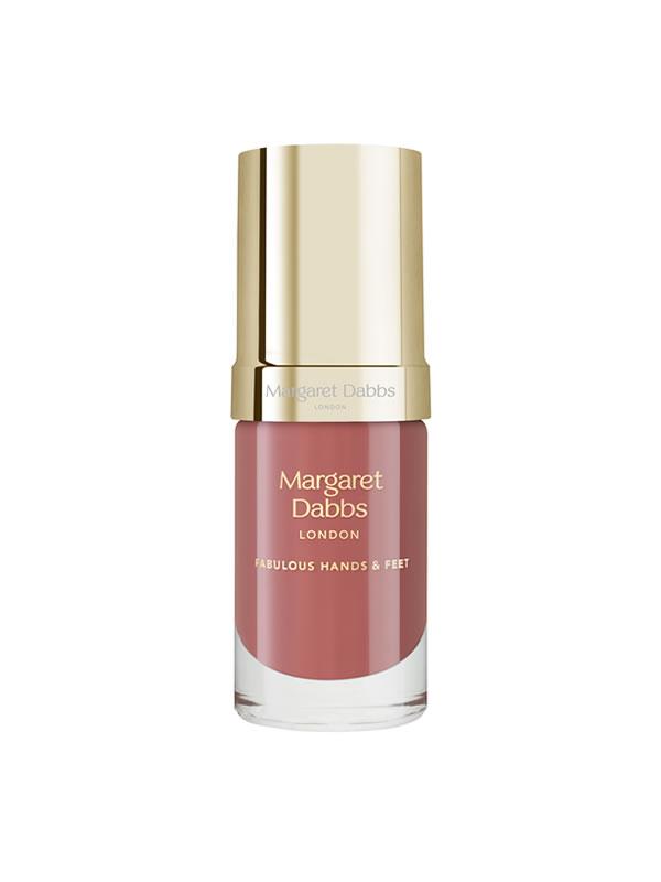 Pečující lak na nehty Margaret Dabbs Apricot Blossom meruňkový