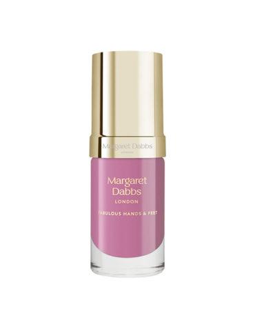 Pečující lak na nehty Margaret Dabbs Begonia růžový