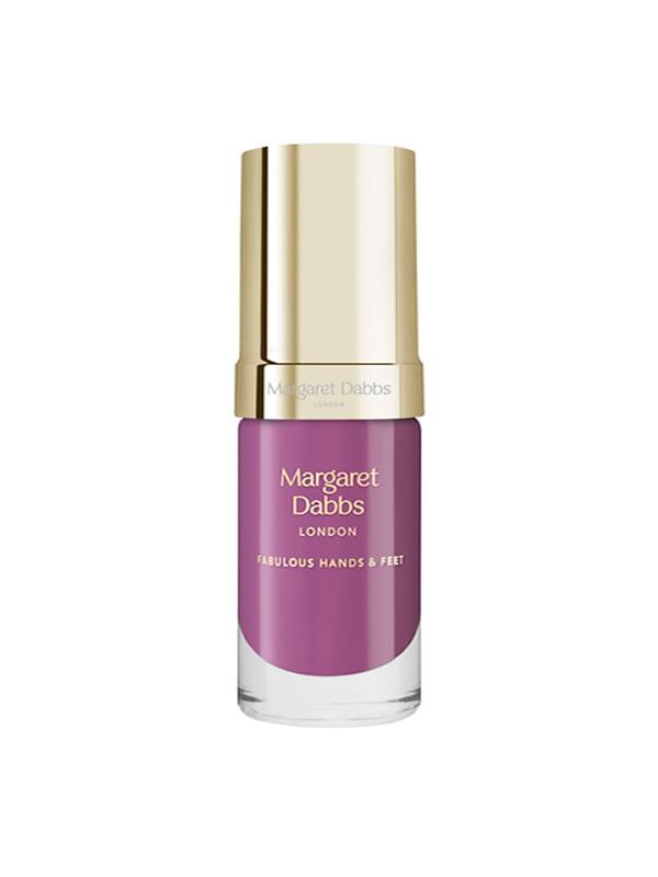 Pečující lak na nehty Margaret Dabbs Echinacea fialkový