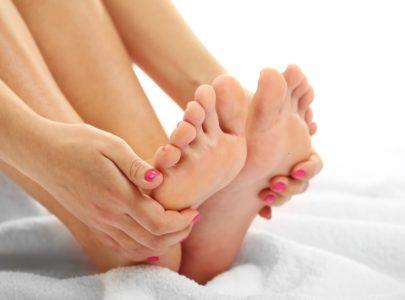 Margaret Dabbs: O nohy pečujte stejně, jako o obličej
