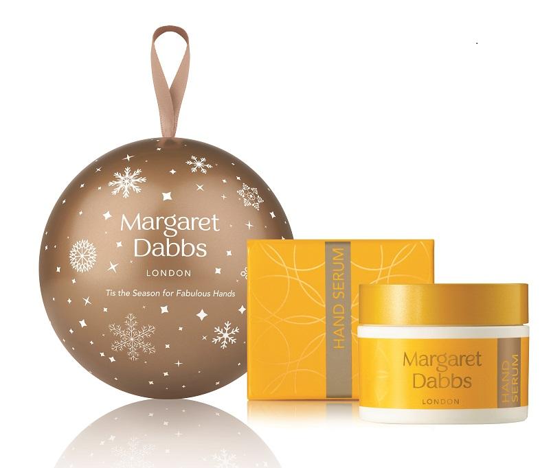 Margaret Dabbs Anti-ageing sérum na ruce ve vánočním balení