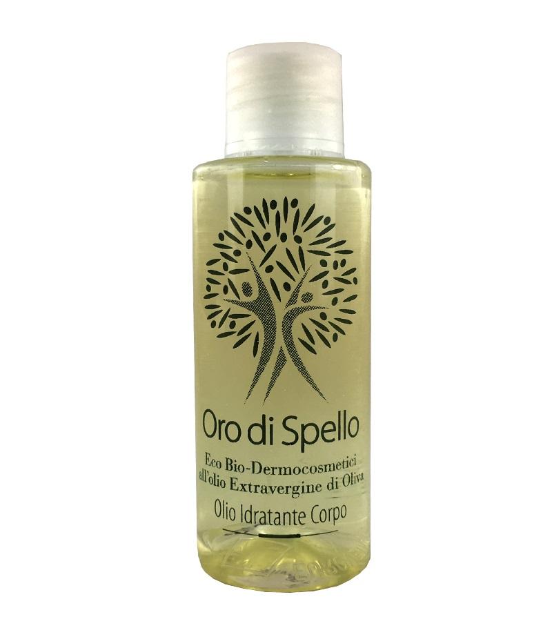 Oro di Spello hydratační tělový olej, cestovní balení