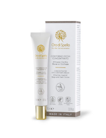 Eye contour cream Oro di Spello