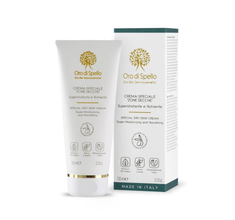 Dry skin cream Oro di Spello