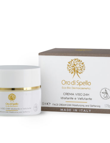 Face cream 24h Oro di Spello