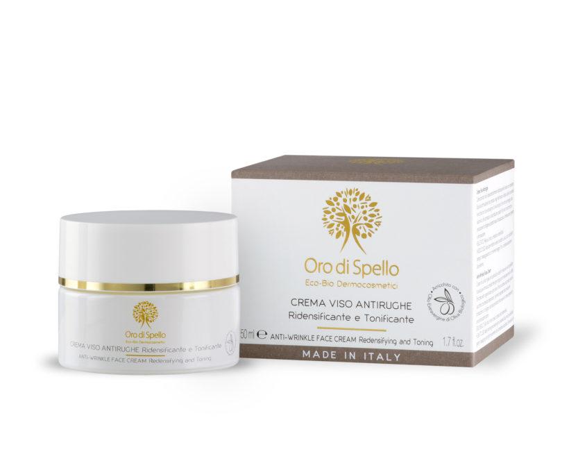 Anti-wrinkle cream Oro di Spello