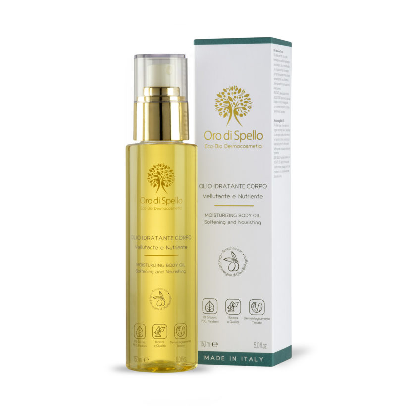 Body oil Oro di Spello