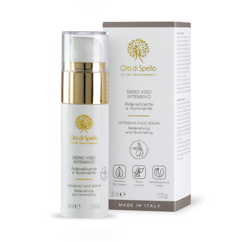 Concentrated eye contour cream Oro di Spello